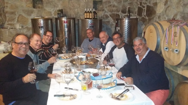 WINETOURCROATIA-WINE CELLAR DINNER